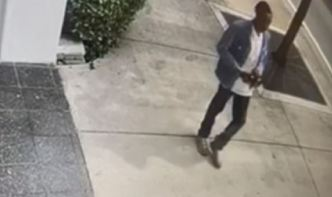 Buscan a sospechoso de robo a chofer de Uber
