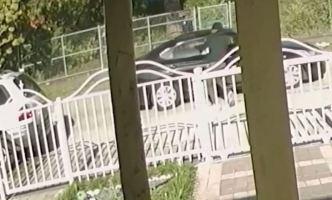 Revelan video de violento asalto a mano armada