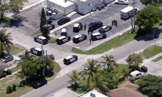 Dos sospechosos en custodia tras amenaza en escuela