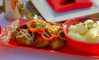 Cocinando Tradiciones: Masitas de Cerdo con Mojo
