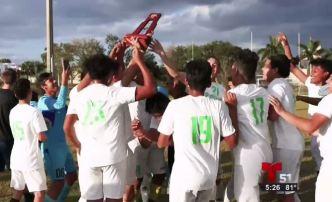 Puro Gol: El fútbol que se juega en las Escuelas Públicas de Miami-Dade