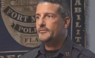 Arrestan a capitán de policía por solicitar sexo