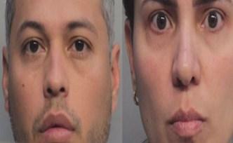 Dos hispanos acusados de desfalcar cuenta bancaria