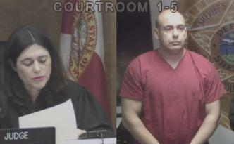 Policía acusado de conducta lasciva contra su hija