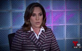 María Elvira anuncia que considera entrar a la política