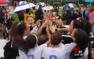 Puro Gol: Lo mejor del fútbol en la Copa estatal de la Florida