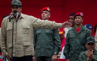 Venezuela: Maduro ordena a militares tomar las calles