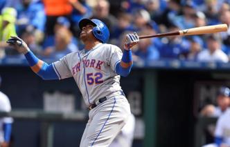 Yoenis Céspedes se queda con los Mets por $110 millones