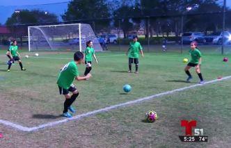 Puro Gol: Niñas y niños y los beneficios de compartir una misma cancha