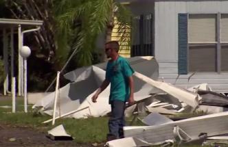 Cuídese de las estafas si un huracán daña su casa