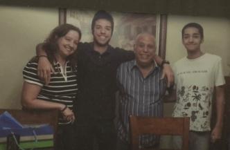 Familia venezolana separada por deportación