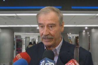 Fox apoya decisión de Almagro sobre Venezuela