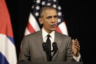 """Obama: """"El futuro de Cuba debe estar en manos del pueblo cubano"""""""