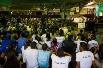 Llaman a la movilización para un cambio en Venezuela