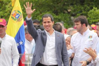 """Guaidó pedirá """"cooperación"""" del comando sur de EEUU"""