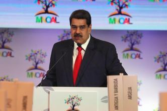 EEUU sanciona a tres hijastros de Maduro