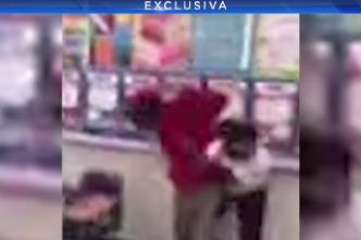 Agresión a niño autista en escuela grabado en video