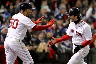 Los Red Sox consiguen la victoria por segunda noche consecutiva