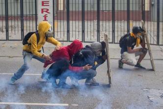 Confirman muerte de joven en protestas en Venezuela