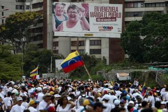 Venezuela se planta contra Maduro