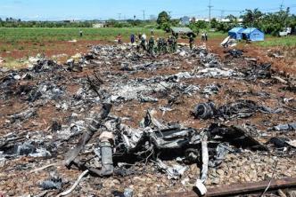 Cuba anuncia avances en investigación de accidente aéreo