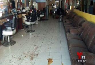 Nuevos detalles de hispano baleado en barbería