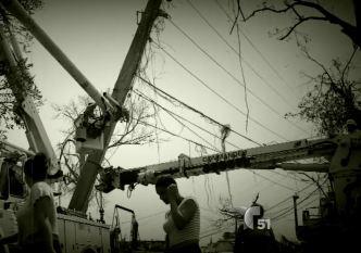 Enfoque Político: Puerto Rico devastado