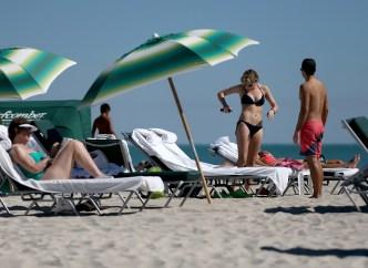 Calor para este fin de semana de playa en Miami