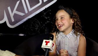 "Sammy Blue promete ¡Azucar! en ""La Voz Kids"""
