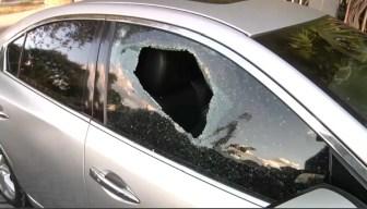 Delincuentes vandalizan 16 autos en un solo día