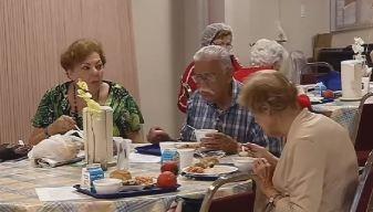 Programa de asistencia a personas de la tercera edad