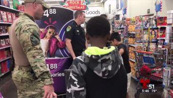 """""""Compra con un policía"""" llegó hoy a Palm Beach"""