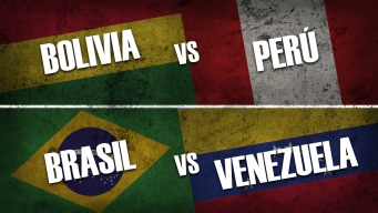 Copa América: reviva aquí los partidos de este martes