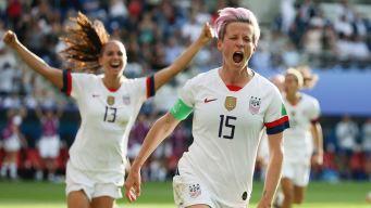 Revive todos los goles de Estados Unidos, campeona del Mundial Femenino