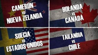 Copa Mundial Femenina: aquí resumen de los partidos de hoy