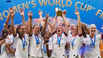 Estados Unidos, el justo e imponente Campeón del Mundo de Francia 2019