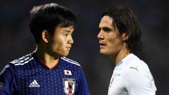 ¡Cuidado Uruguay! Japón venció a los charrúas en el último amistoso