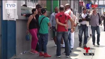 350 cubanos han llegado recientemente a Chile