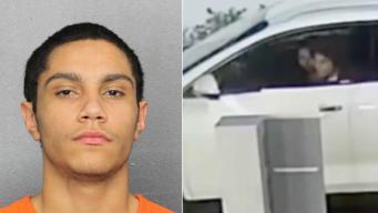 Arrestan sospechoso de disparar a empleados de restaurante