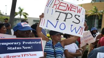 Ponen fin al programa TPS para los haitianos