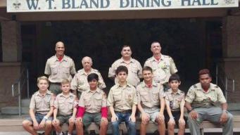 Accidente de Boy Scout en autopista Turnpike