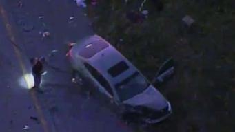 Niña muerta y varios heridos en accidente en la I-75