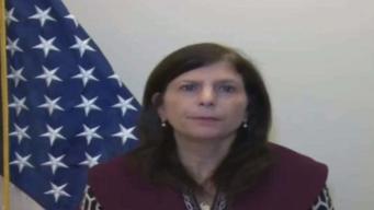 Aclaran situación de servicios en embajada de EEUU