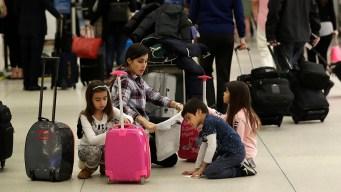 Vuelos cancelados en aeropuertos del sur de la Florida