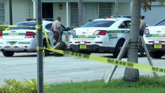 Alarma en vecindario de Miami por disparos al aire