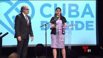 Analizan en Miami el futuro político de Cuba