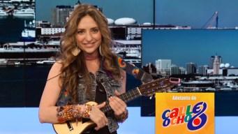 Mirella Cesa estará en vivo en Calle Ocho