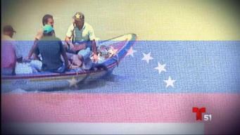 Balseros venezolanos Segunda Parte