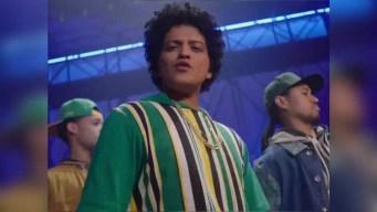 Bruno Mars y Cardi B revolucionan juntos las redes