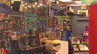 Buscan a ladrón que robó en una tienda de videojuegos